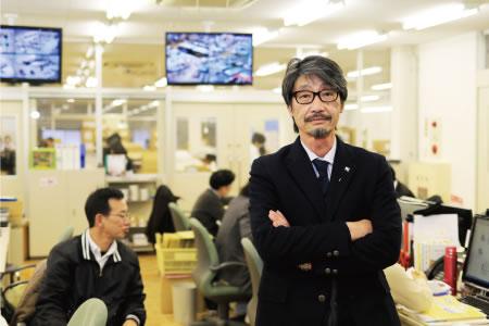 企画営業部 商品開発 曾田敏雄
